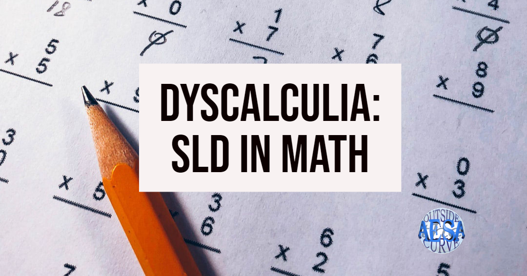 Dyscalculia specific learning disability in math