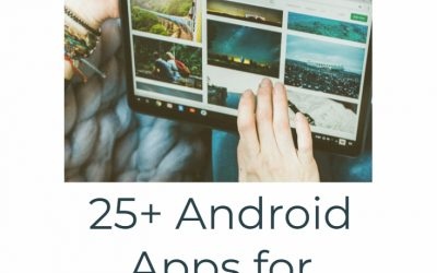 25+ Android Apps for Children with Special Needs