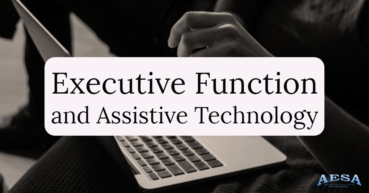 Executive Function and Assistive Technology