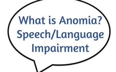 What is Anomia? A Look at Speech Disorders